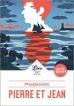 Couverture Pierre et  Jean Editions Librio 2018