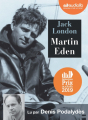 Couverture Martin Eden Editions Audiolib 2019