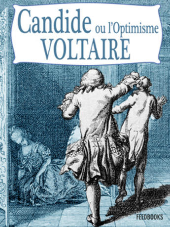 Couverture Candide / Candide ou l'Optimisme