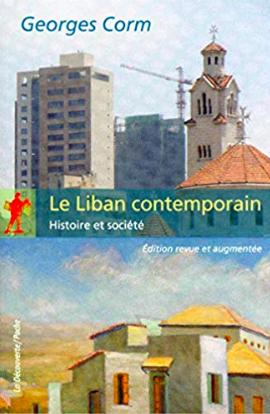 Couverture Le Liban contemporain