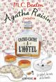 Couverture Agatha Raisin enquête, tome 17 : Cache-cache à  l'hôtel Editions Albin Michel 2019