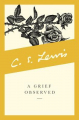 Couverture A Grief Observed  Editions HarperOne 2015