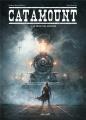 Couverture Catamount, tome 2 : Le Train des Maudits Editions Petit à petit 2017