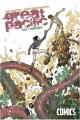 Couverture Great Pacific, tome 1 : Vortex Editions Les Humanoïdes Associés 2015