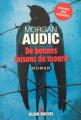 Couverture De bonnes raisons de mourir Editions Albin Michel 2019