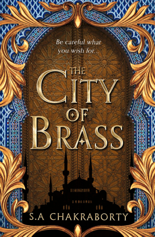 Couverture The Daevabad Trilogy, book 1: The City of Brass