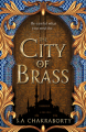 Couverture The Daevabad Trilogy, book 1: The City of Brass Editions HarperVoyager 2017