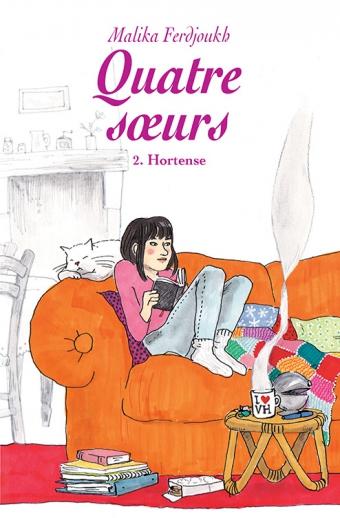 Couverture Quatre soeurs, tome 2 : Hortense