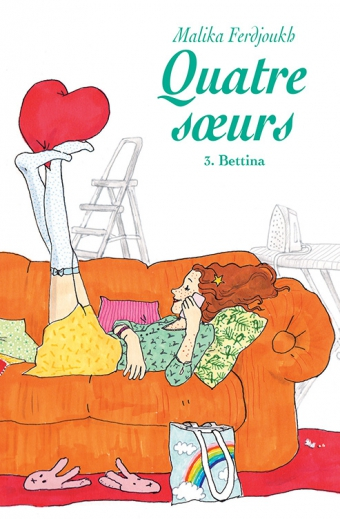Couverture Quatre soeurs, tome 3 : Bettina