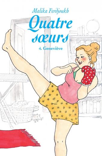 Couverture Quatre soeurs, tome 4 : Geneviève