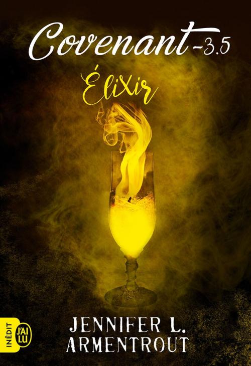 Couverture Covenant, tome 3.5 : Elixir