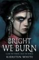 Couverture The Conquerors, book 3: Bright we burn Editions Corgi 2018