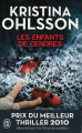 Couverture Les enfants de cendres Editions J'ai Lu (Thriller) 2016
