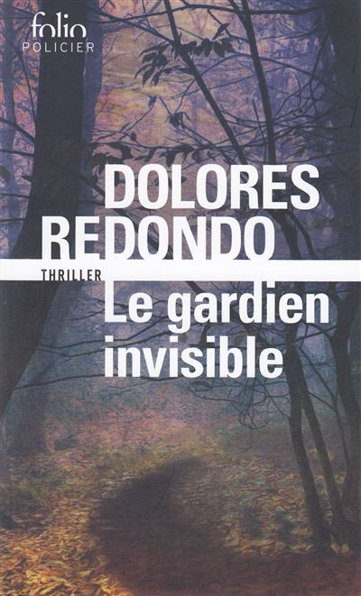 Couverture La trilogie du Baztán, tome 1 : Le gardien invisible