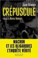 Couverture Crépuscule Editions Au diable Vauvert 2019