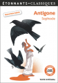 Couverture Antigone Editions Flammarion 2018