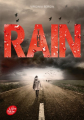 Couverture H2O, tome 1 : The rain Editions Le Livre de Poche (Jeunesse) 2019