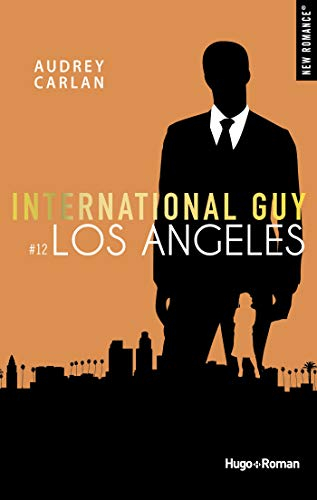 Couverture International Guy, tome 12 : Los Angeles
