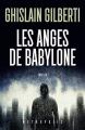 Couverture Cécile Sanchez, tome 5: Les Anges de Babylone Editions Métropolis 2019