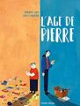 Couverture L'Age de Pierre Editions Delcourt 2019