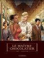 Couverture Le maître chocolatier, tome 1 : La Boutique Editions Le Lombard 2019