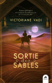 Couverture Sortie des sables Editions MxM Bookmark (Essential) 2019