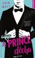 Couverture Les héritiers, tome 4 : Le prince déchu Editions Hugo & cie (Poche - New romance) 2019