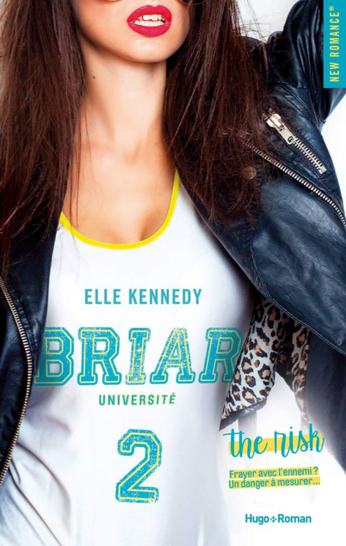 Couverture Briar université, tome 2 : The Risk