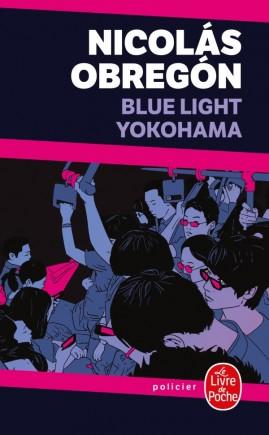 Couverture Blue light Yokohama