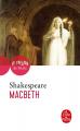Couverture Macbeth Editions Le Livre de Poche 2015