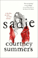 Couverture Sadie Editions Wednesday Books 2018