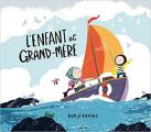 Couverture L'enfant et grand-mère Editions Milan 2019