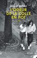 Couverture L'odeur de la colle en pot Editions JC Lattès 2019