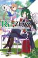 Couverture Re:zero : Re:vivre dans un autre monde à partir de zéro, tome 5 Editions Ofelbe (Light Novel) 2019