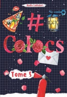 Couverture #Colocs, tome 5