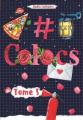 Couverture #Colocs, tome 5 Editions Les Malins 2019