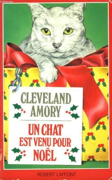 Couverture Un chat est venu pour Noël