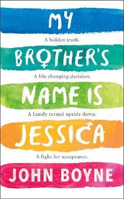 Couverture My brother's name is Jessica
