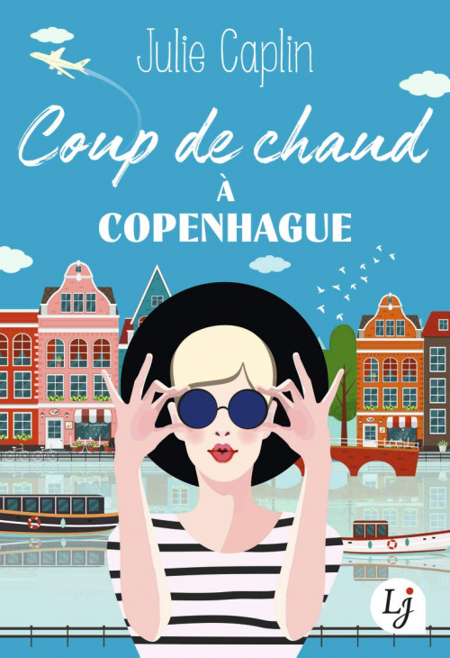 Couverture Coup de chaud à Copenhague