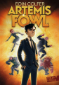 Couverture Artemis Fowl, tome 1 Editions Folio  (Junior) 2019