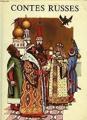 Couverture Contes Russes Editions Gründ 1975