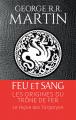 Couverture Feu et Sang, tome 1, partie 1 Editions Québec Loisirs 2019