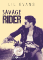 Couverture Savage Rider Editions Addictives (Luv) 2019