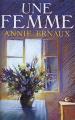 Couverture Une femme Editions France Loisirs 1988