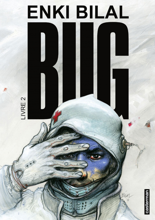 Couverture Bug, tome 2