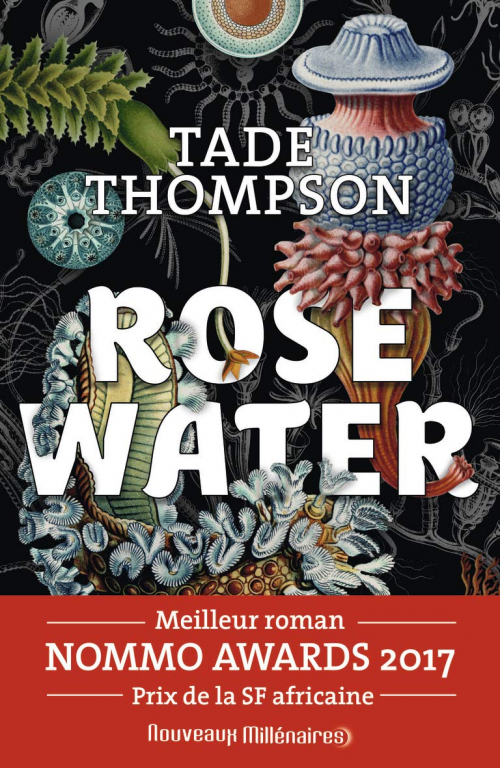 Couverture The Wormwood Trilogy, book 1: Rosewater