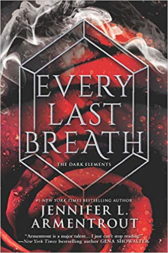 Couverture The Dark Elements, book 3: Every Last Breath