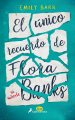 Couverture Flora Banks Editions Salamandra 2017