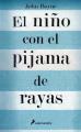 Couverture Le garçon en pyjama rayé Editions Salamandra 2007