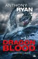 Couverture Dragon Blood, tome 2 : La légion des flammes Editions Bragelonne (Fantasy) 2019